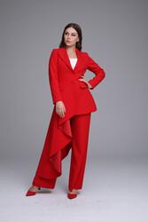 Alegre Ceket Kırmızı 4227w21 - Thumbnail