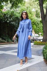 Capella Elbise Menekşe 3290s20 - Thumbnail