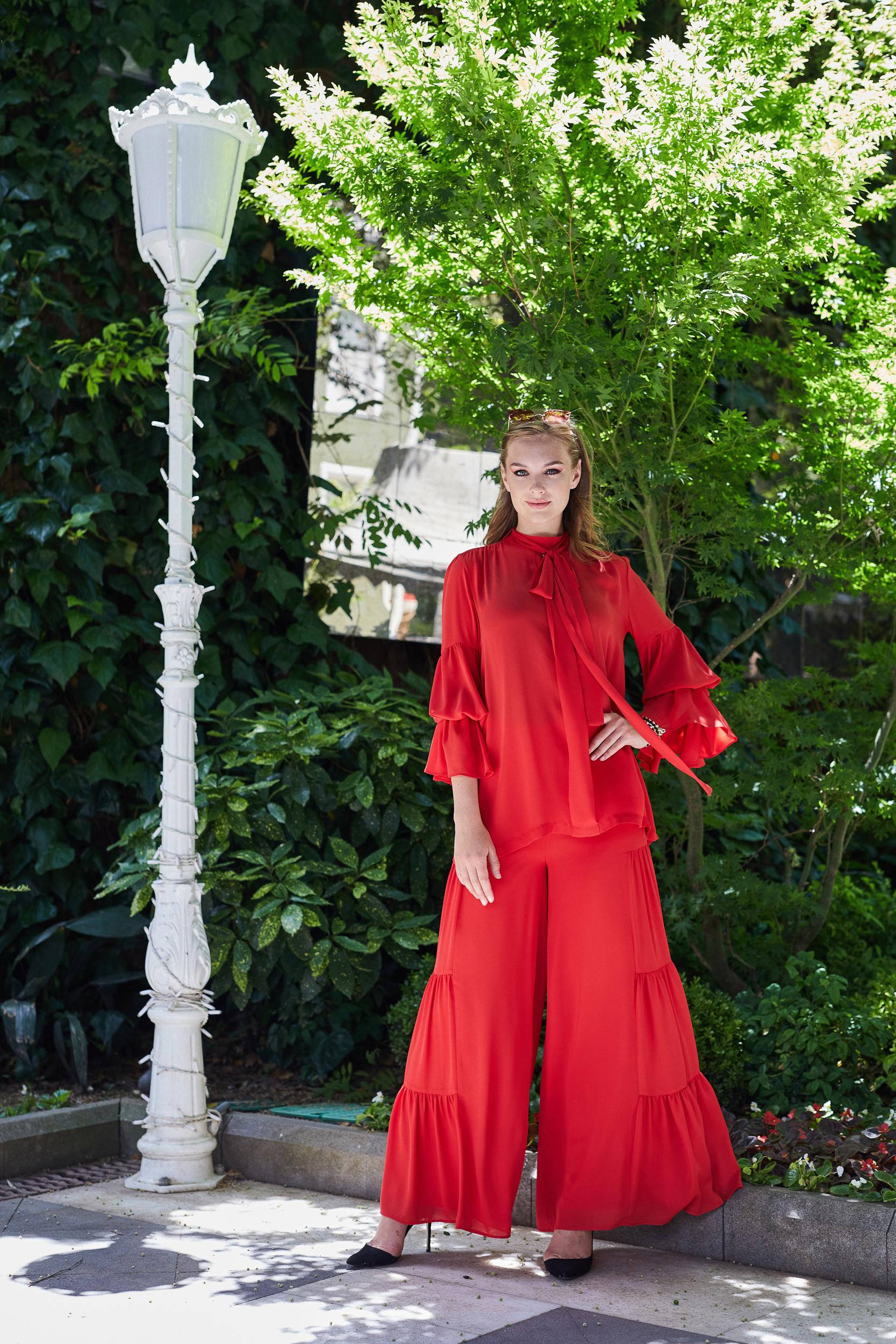 Capella Takım Kırmızı 9237s20
