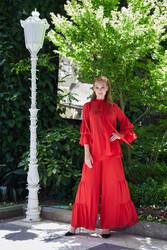 Capella Takım Kırmızı 9237s20 - Thumbnail