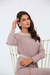 Enda Elbise Vizon 3028W19 - Thumbnail