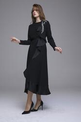 Epısode Elbise Siyah 3239w21 - Thumbnail