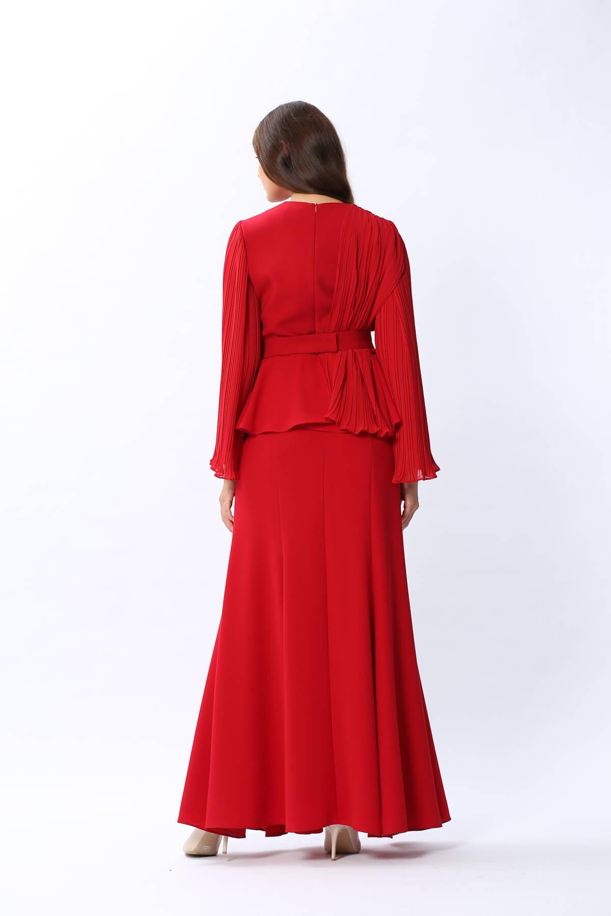 Grace Elbise Kırmızı 3129w20