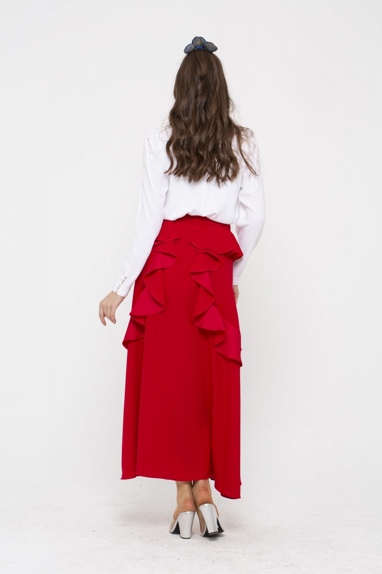 Jasmin Etek Kırmızı 6106S19
