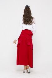 Jasmin Etek Kırmızı 6106S19 - Thumbnail