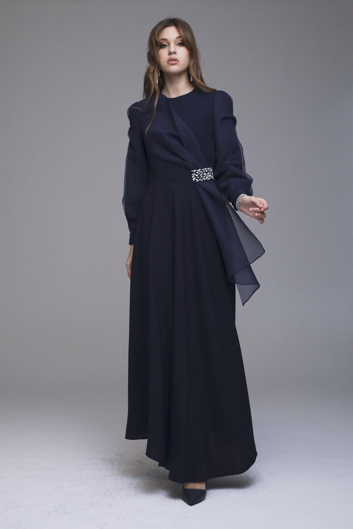 Legend Elbise Lacivert 3234w21