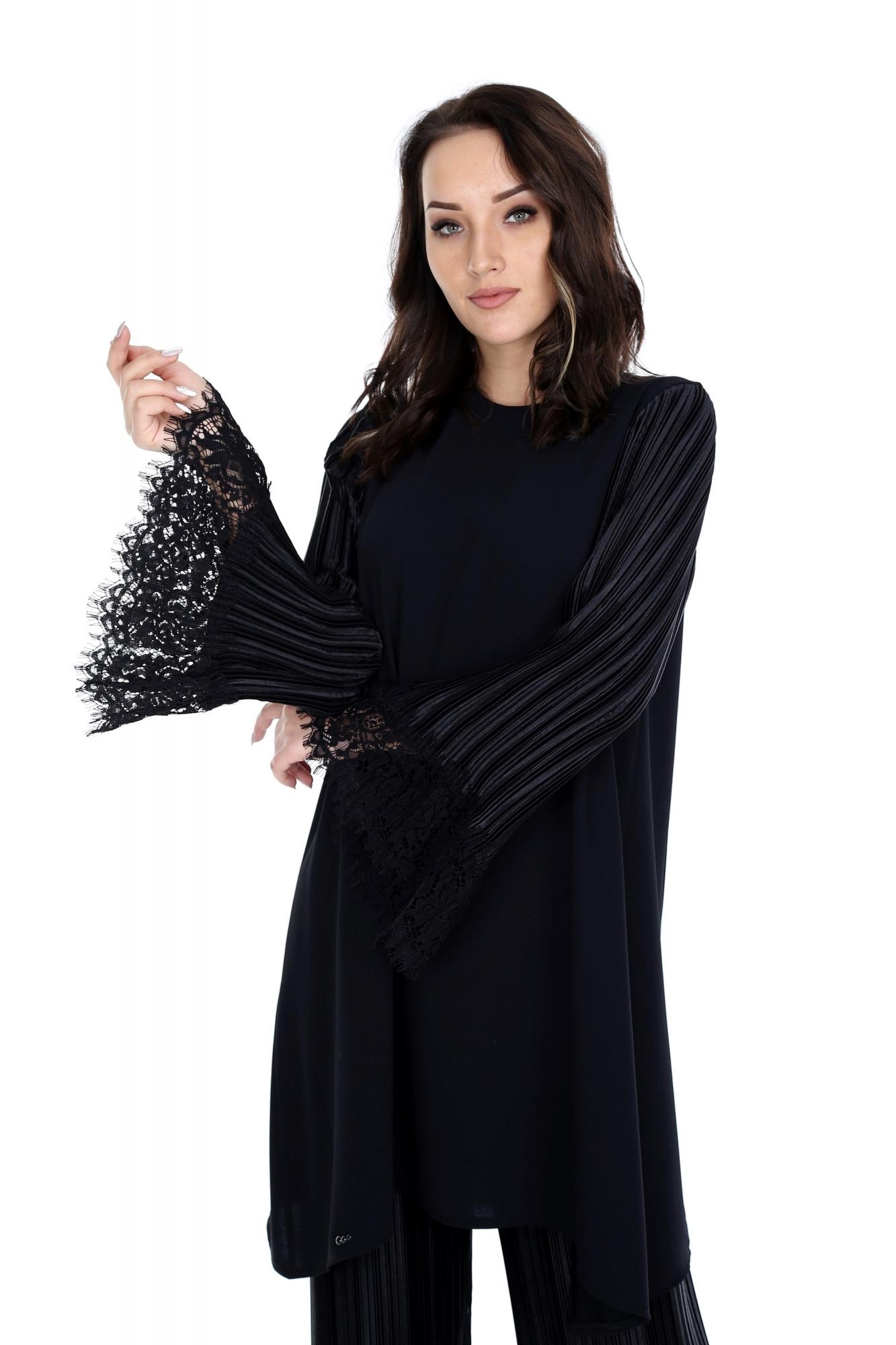 Leyuze Tunik Siyah 2016W19