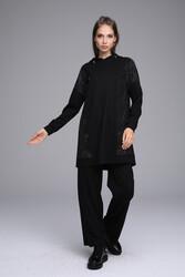 Mabella Eşofman Takım Siyah 22107w21 - Thumbnail