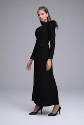 Magıc Elbise Siyah 3241w21 - Thumbnail