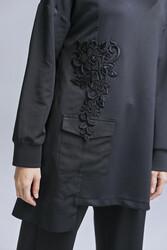 Mılano Eşofman Takım Siyah 22111w21 - Thumbnail