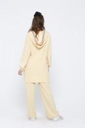 Monde Dar Pant. Takım Sarı 9126S19 - Thumbnail