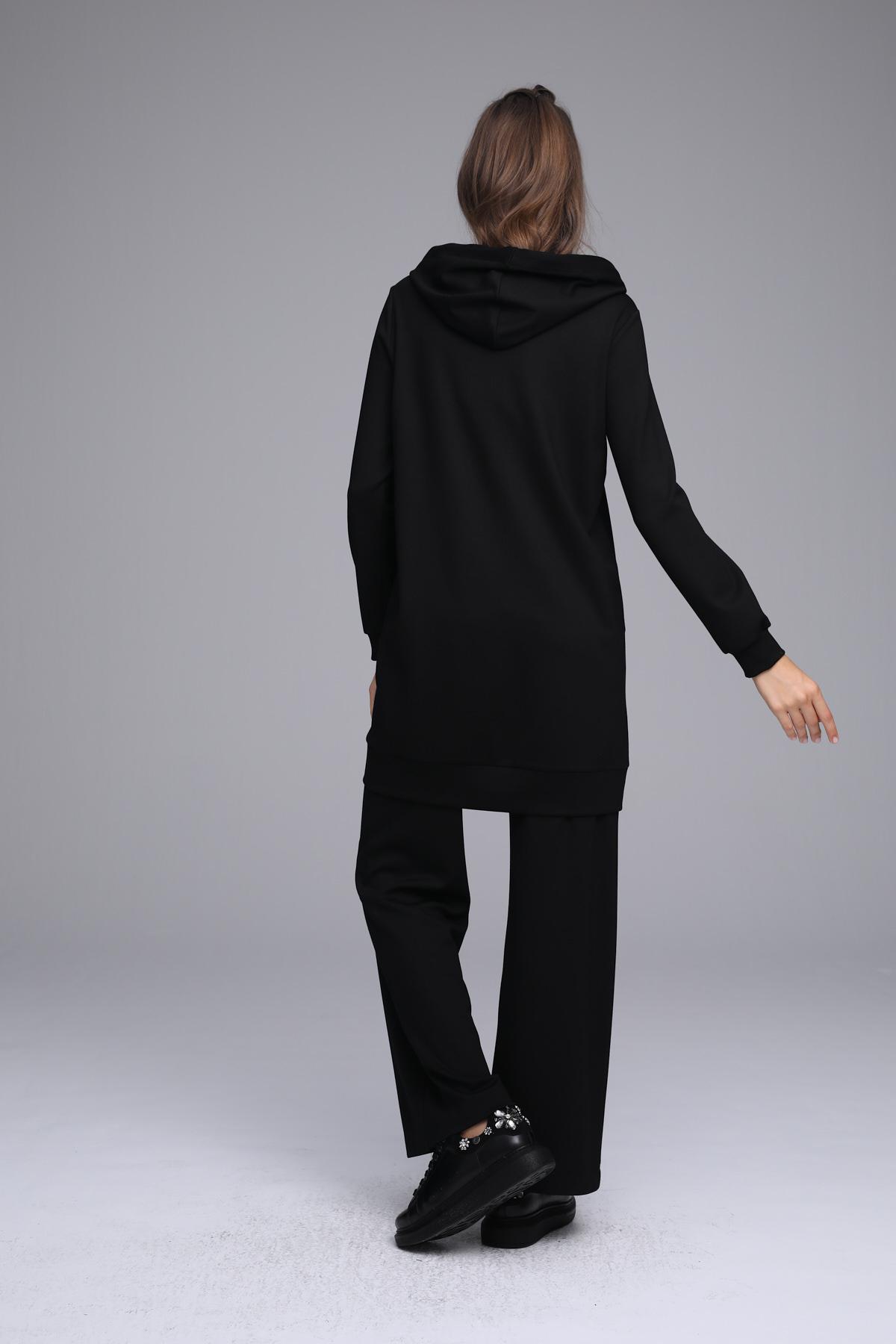 Neoma Eşofman Takım Siyah 22101w21