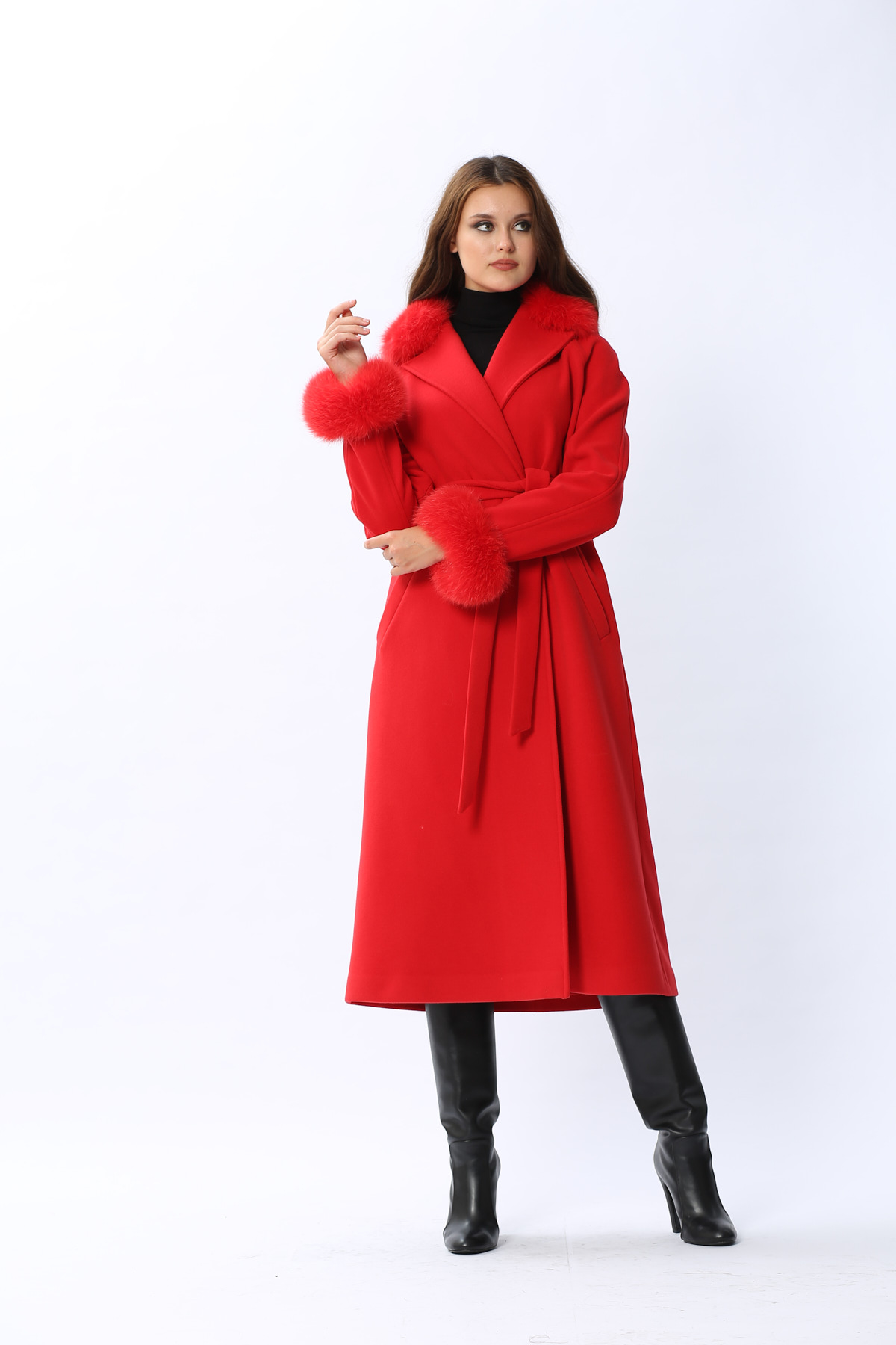 New Aram Kaban Kırmızı 4140w20