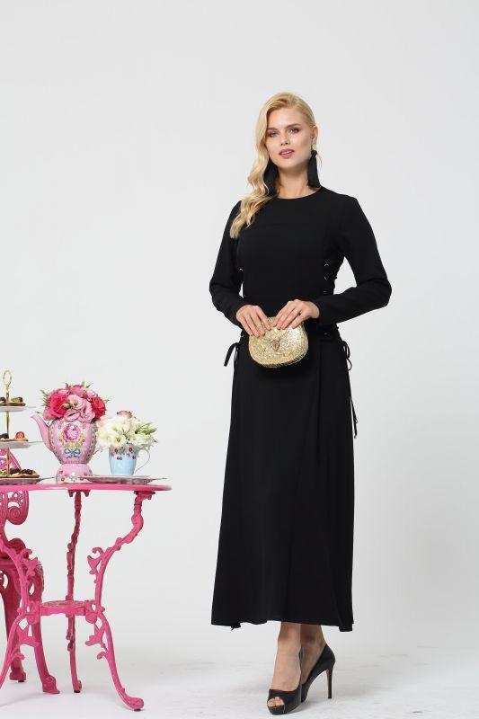 Peren Elbise Siyah 3034W19