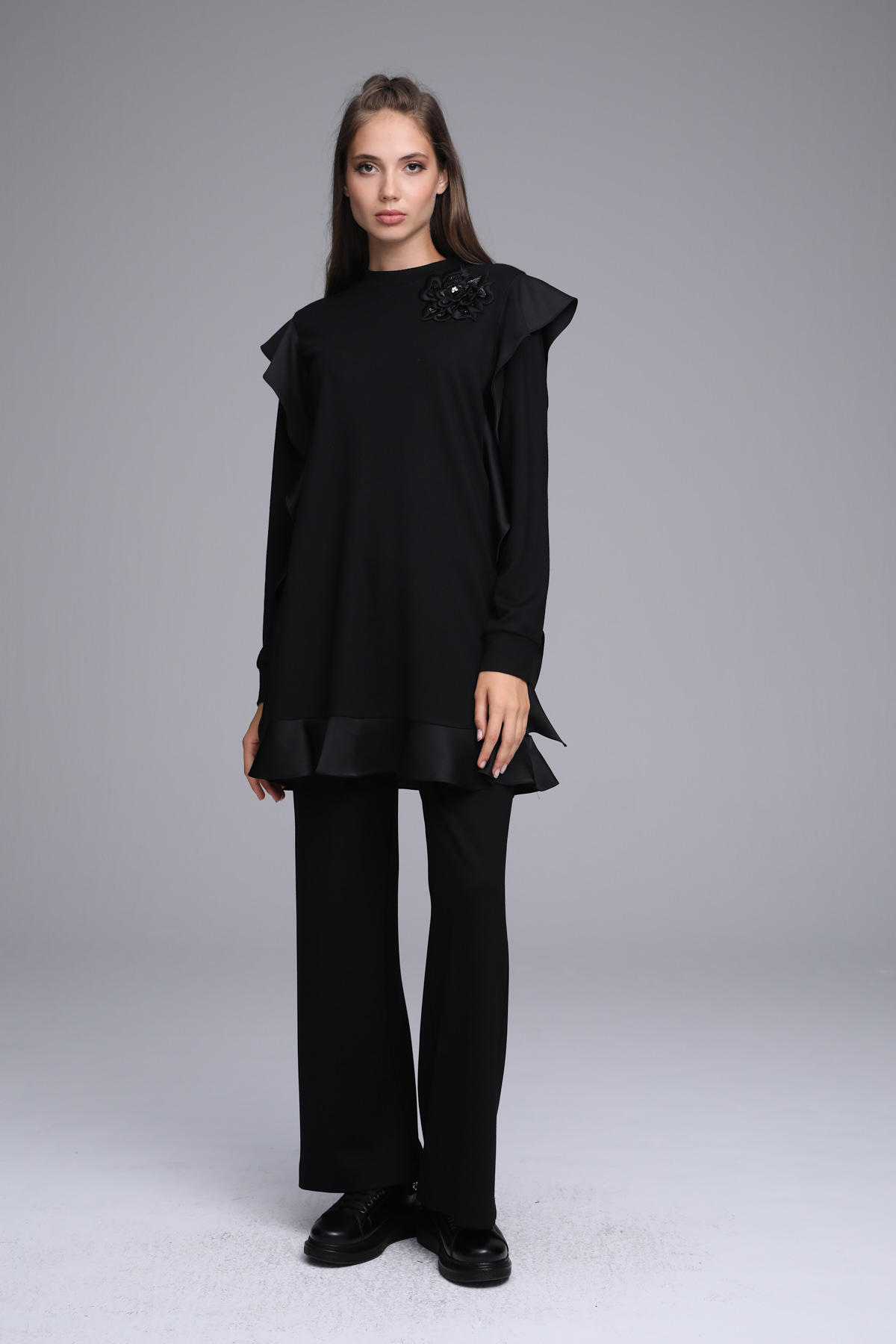 Rosie Eşofman Takım Siyah 22104w21
