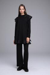 Rosie Eşofman Takım Siyah 22104w21 - Thumbnail