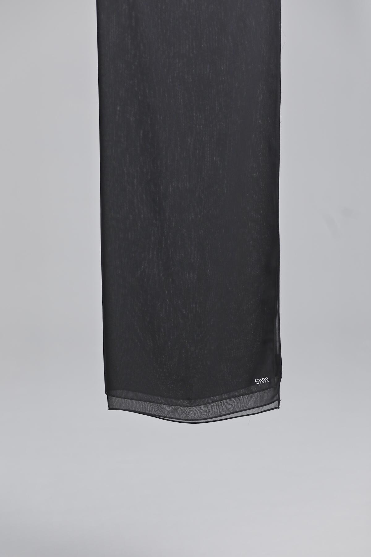 Senna Şal Siyah 1004w21