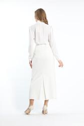 Trend Bluz Beyaz 2229s20 - Thumbnail